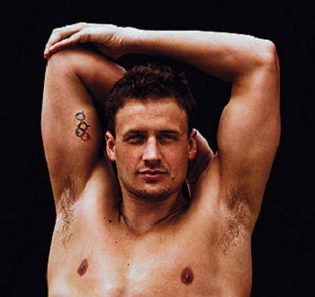 Ryan Lochte Olympic Swimmer